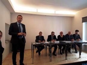 Risultati immagini per SCUOLA POLITICA - AMMINISTRATIVA DI FORZA ITALIA SALERNO