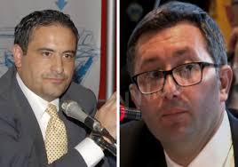 da sinistra: dr. Pasquale Aliberti - dr. Pasquale Coppola