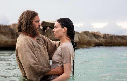 """Gesù con """"la Maddalena"""" nella scena di un famoso film"""